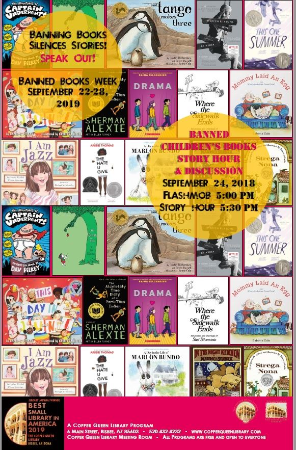 Banned Books 2019