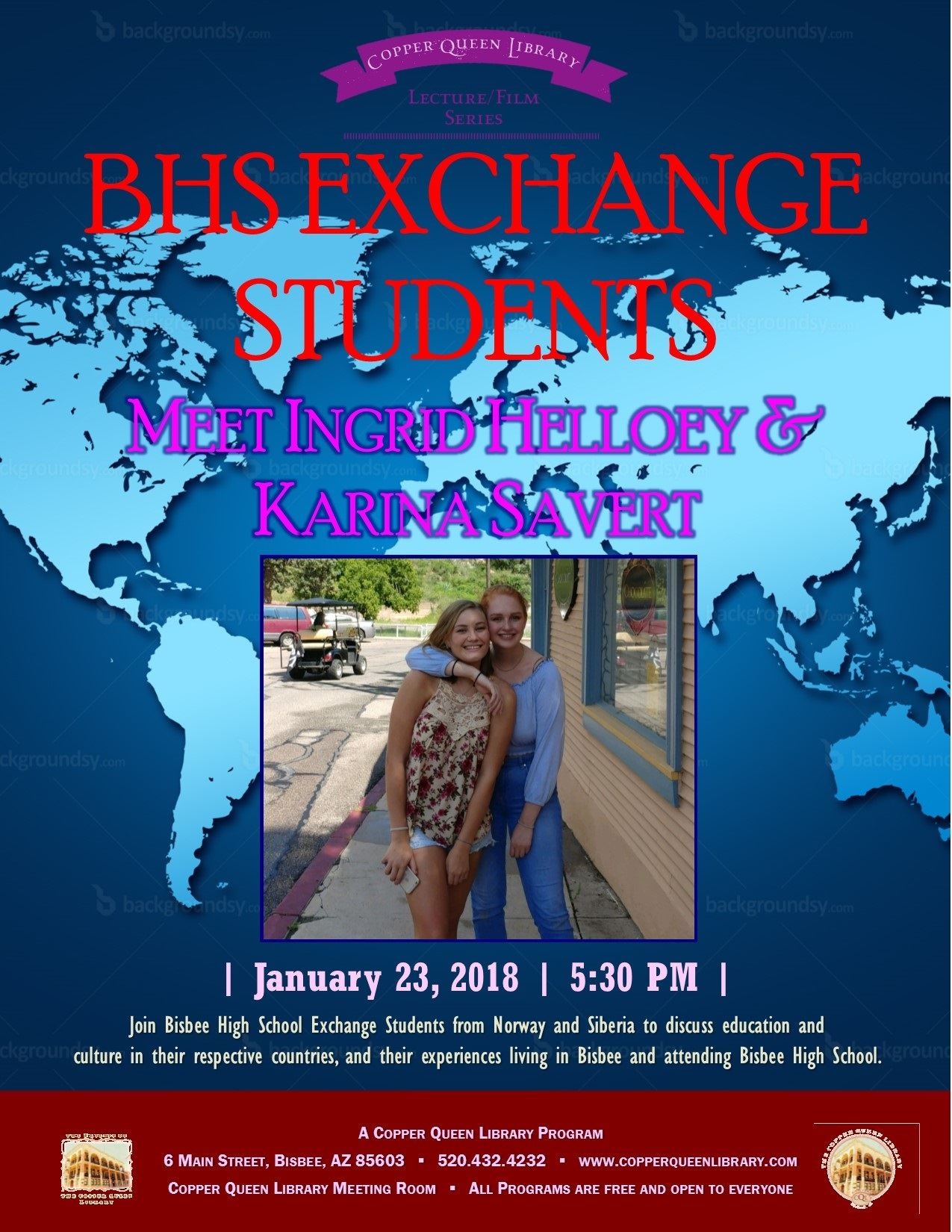 BHS EXCHANGE STUDENTS 1.23.2018 8.5 x 11