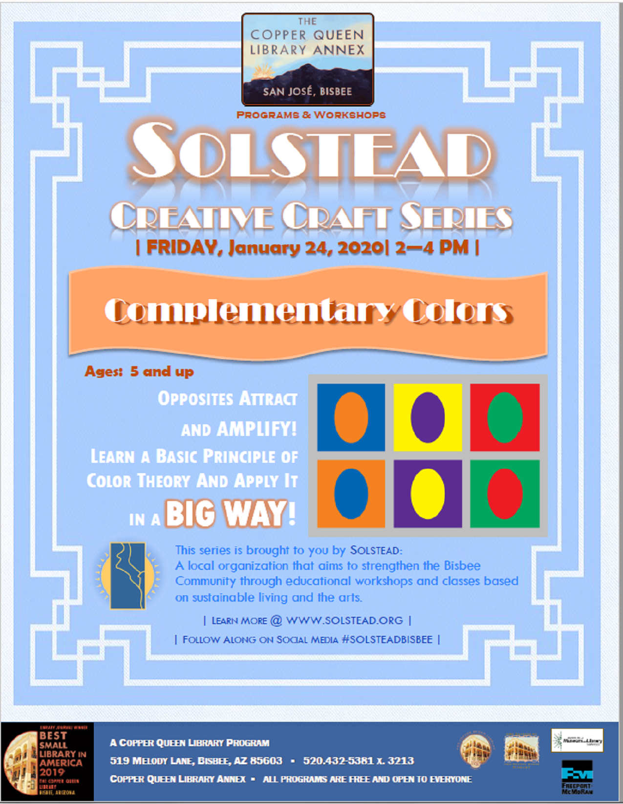 Solstead Compementary Colors