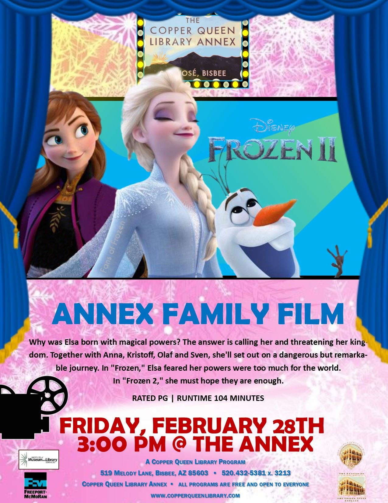 Annex Movie Frozen 2